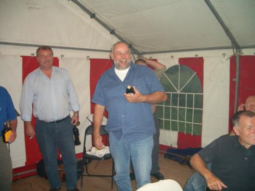 Pålidelighedssejlads og havnefest 2005