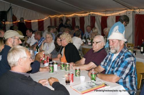 Pålidelighedssejlads og havnefest 2012